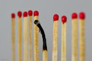 Izdegšanas sindroms